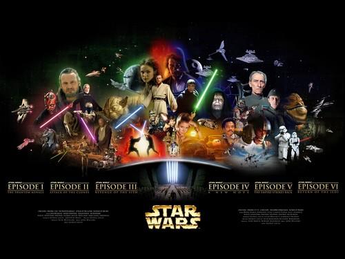 [MULTI] Star Wars iNTEGRALE [DVDRip]
