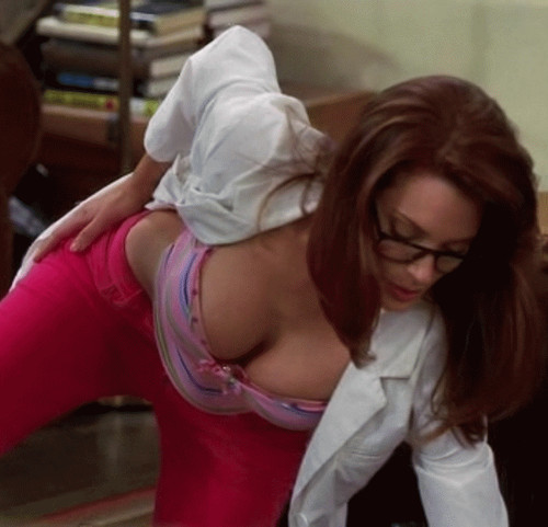 April Bowlby GIF http://randomknockers.blogspot.com/2012/12/its-xmas-april-bowlby-gifs.html