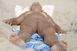 Young Girls Nude At Italian Beach