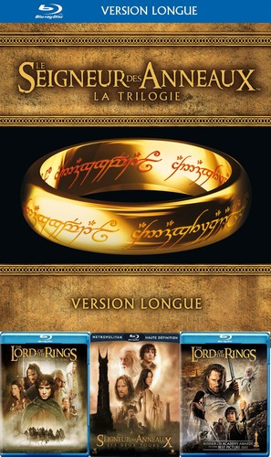 [MULTI] The Lord of the Rings : Intégrale [BluRay 1080p]