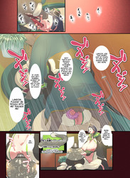 [Rush Rise Line] Animal Pleasure Fifth Part 1 (English,Uncensored) [Hentai Bedta]