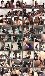 DSMJ-004 Hatori Kasumi King Man Woman Raising JAV Femdom